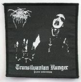 Darkthrone - 'Transilvanian Hunger' Woven Patch